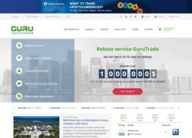 forextrade.gurutrade.com