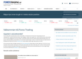 forextrading.se