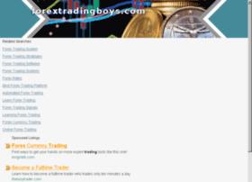 forextradingboys.com