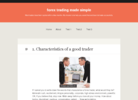 forextradingmadesimple.wordpress.com
