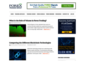forextraininggroup.com