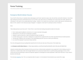 forextrainings.net
