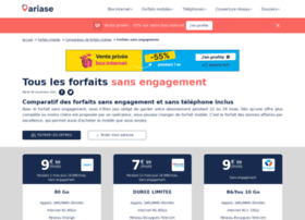 forfaits-sans-engagement.fr