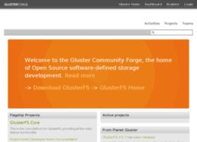 forge.gluster.org