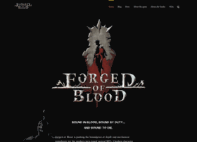 forgedofblood.com