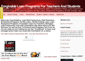 forgivable-loan-programs.webs.com