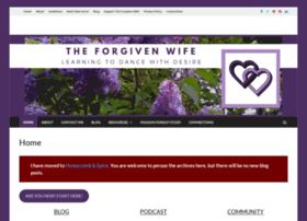 forgivenwife.com