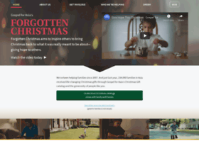 forgottenchristmas.org