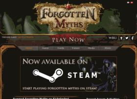 forgottenmyths.com