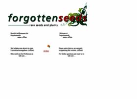 forgottenseeds.com