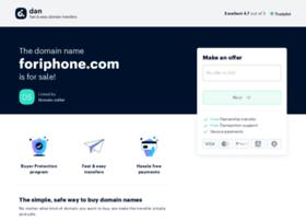 foriphone.com