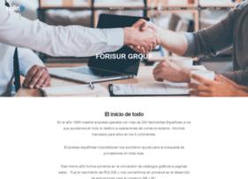 forisur.com