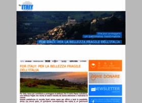 foritaly.org