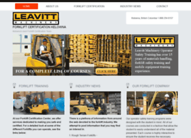 forkliftcertificationkelowna.com