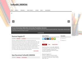 forkombm-undiksha.blogspot.com
