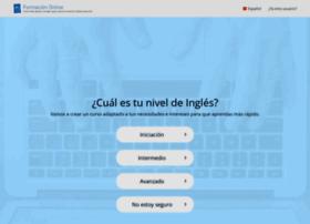 formaciononline.lingualia.com
