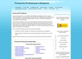 formacionprofesionaladistancia.com