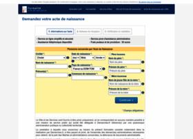 formalite-acte-de-naissance.org
