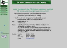 format-coswig.de