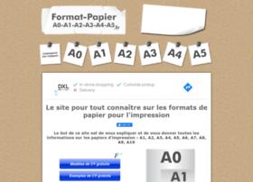 format-papier-a0-a1-a2-a3-a4-a5.fr