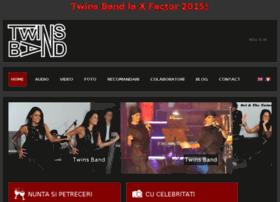 Formatia Twins - formatie muzica usoara, muzica petrecere