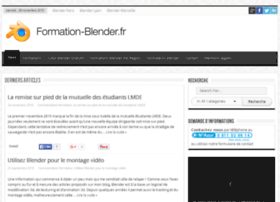 Formation-blender.com
