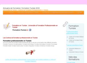 formation-tunisie.tn