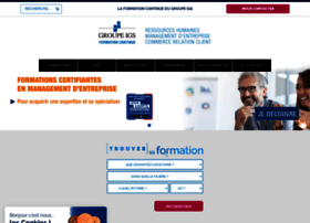 formationcontinue.groupe-igs.fr