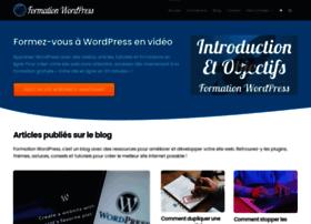 formationwordpress.org