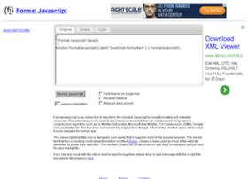 formatjavascript.com