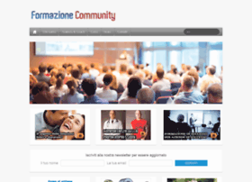 formazionecommunity.it