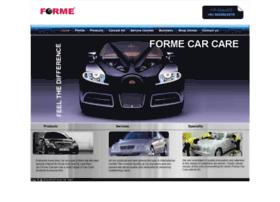 Formecarcare.com