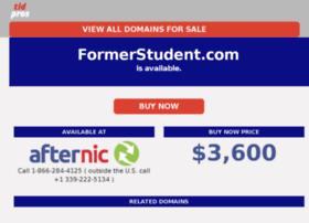 formerstudent.com