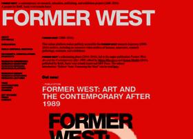 formerwest.org