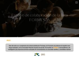 formespa.rediris.es