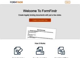 formfindr.com