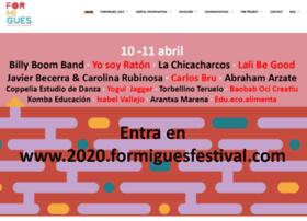 formiguesfestival.com