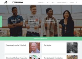formission.ac.uk