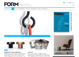 formmagazine.com