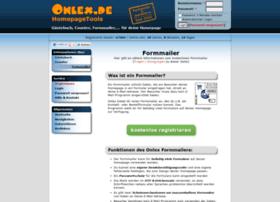 formmailer.onlex.de