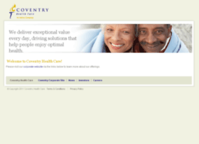 forms.coventryhealthcare.com