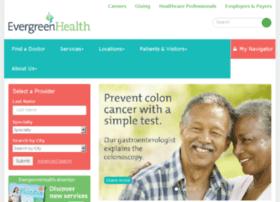 forms.evergreenhealth.com