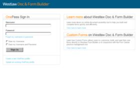 forms.westlaw.com