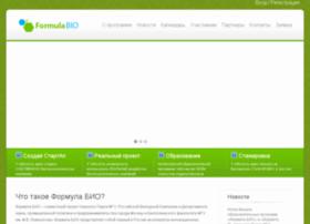 formulabio.ru