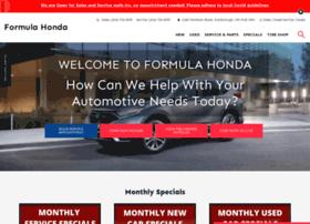 formulahonda.com