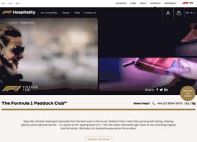 formulaonepaddockclub.com