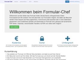 formular-chef.de