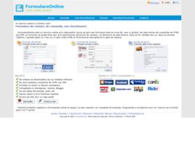 formulareonline.ro