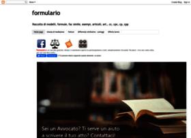 formulario-online.blogspot.it