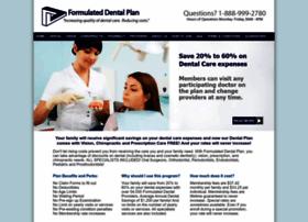 formulateddentalplan.com